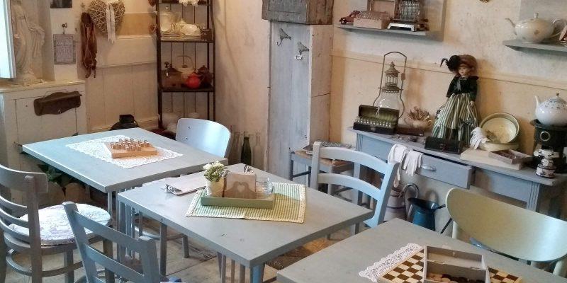 Overzicht van Café Brocante